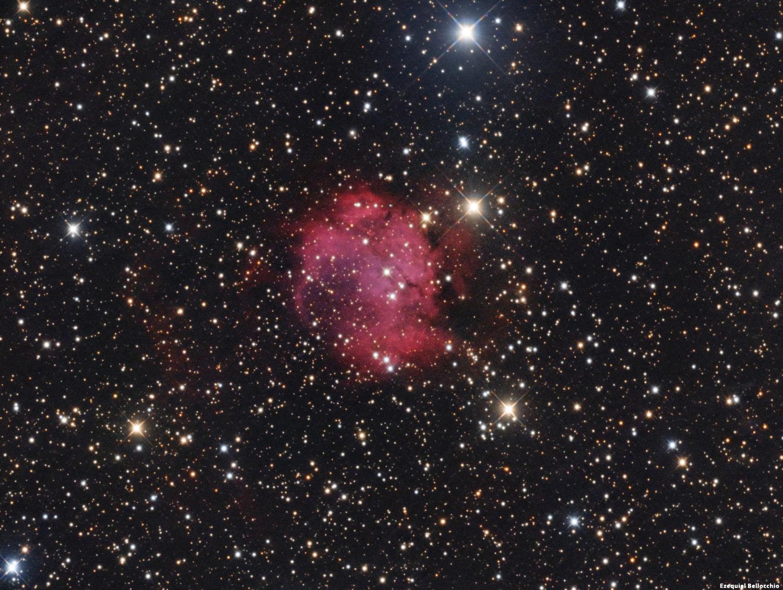 Sh2-301 - Sharpless 301 - Trifid Nebula - AstroPilar - Astrofotografías Ezequiel ...